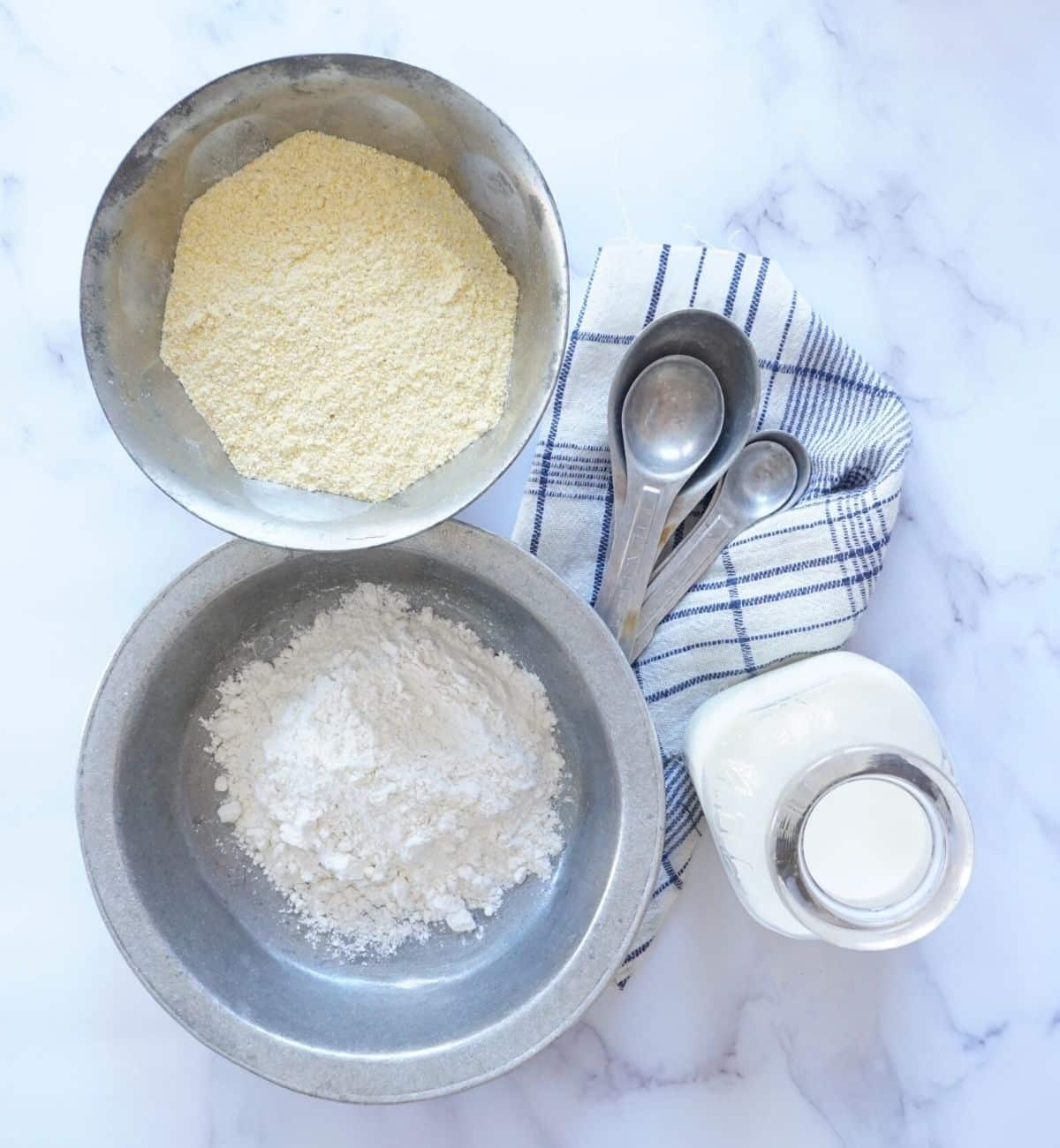 southern cornbread ingredients