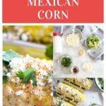 Instant Pot Mexican Street Corn process