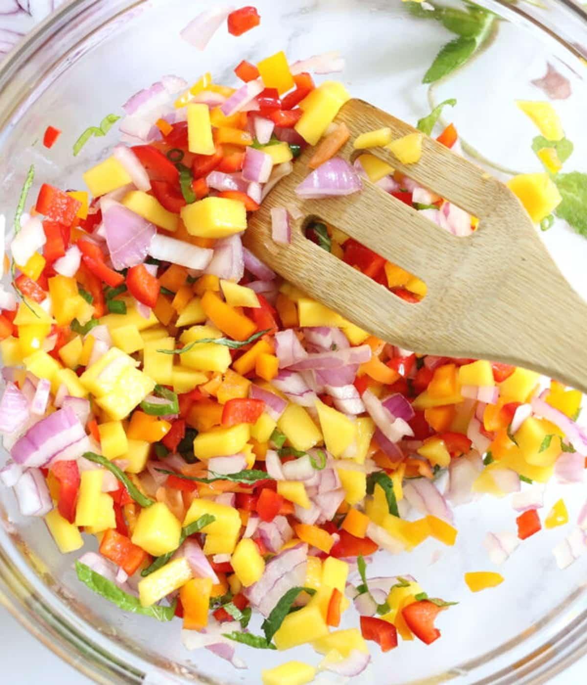 mango salsa mix