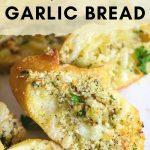 easy air fryer garlic bread
