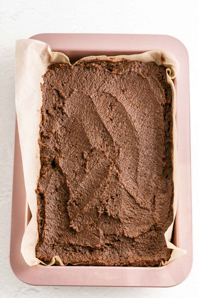 add to a baking dish with parchment paper